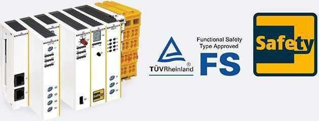 b maXX-softdrivePLC, b maXX-safePLC, b maXX-controllerPLC