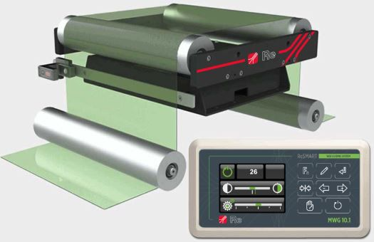 Bảng điểu khiển bộ canh chỉnh biên MWG.10.1 Re-Spa