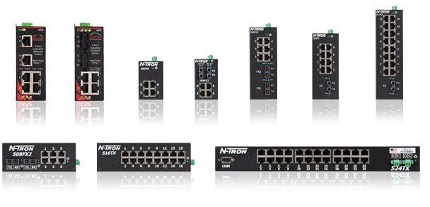 Bộ chuyển mạch Ethernet công nghiệp Redlion Việt Nam
