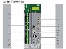 C400/A8/1/1/1/00 AC Inverter Elau Schneider Vietnam