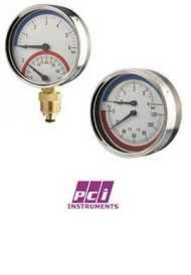 CPT Combined Pressure and Temperature Gauge