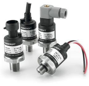 cung cấp đầu dò, bộ chuyển đổi áp suất ashcroft