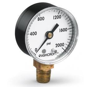 Đồng hồ đo áp suất ashcroft dùng trong công nghiệp