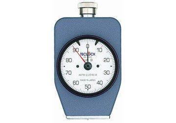 Đồng hồ đo độ cứng cao su Teclock GS-701N