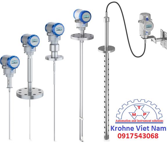 Đồng hồ đo mức dạng sóng radar optiflex 8200, 2200 krohne