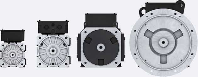 AC synchronous motors DS2 Servo motors