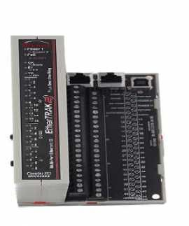 E2-MIX24882-D, EB-32DO24-D, EB-8AO20M-D,... EtherTRAK-2 I/O Modules