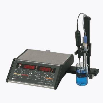 KNICK Viet Nam Đồng hồ đo PH, chuyên dùng trong phòng thí nghiệm
