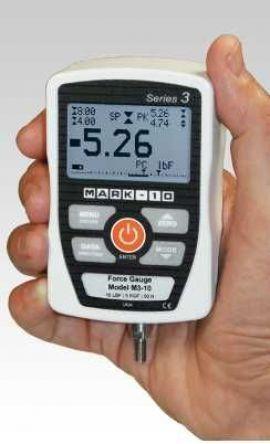 Series 3 -  Đồng hồ đo lực căng, kéo series 3