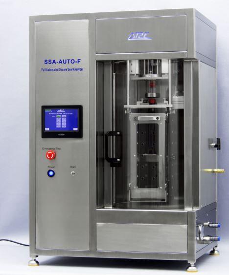 Máy kiểm tra độ kín nắp chai và cổ chai, phát hiện rò rỉ SSA-AUTO F
