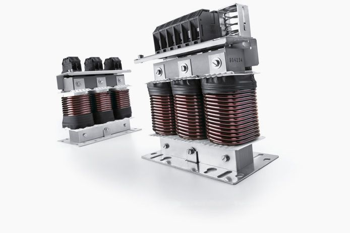Motor reactor MR3 400 block automation việt nam