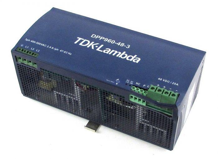 Nhà phân phối bộ nguồn TDK Lambda chính thức