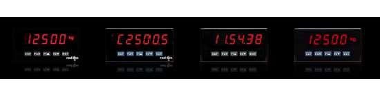 CUB4L000, CUB4CL40, CUB4LP00,... C48 Panel Meters