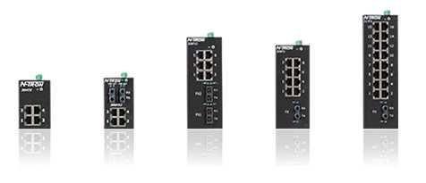 308FX2, 306FX2, 304TX,... N-Tron 300 Unmanaged Switches - RedLion Viet Nam