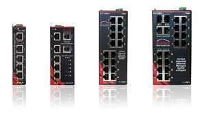 SLX-5MS-MDM-1, SLX-8MG-1, SLX-5MS-1,... Sixnet SLX Managed Ethernet Switches