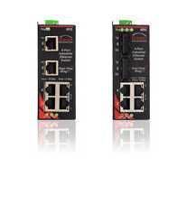 SLX-6RS-1-D1, SLX-6RS-4/5, Sixnet SLX Monitored Switches