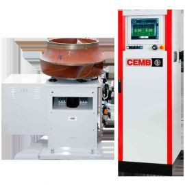 TB 7, V5-15-30, V50-100 UFA, V500 Máy cân bằng với trục đứng hãng cemb