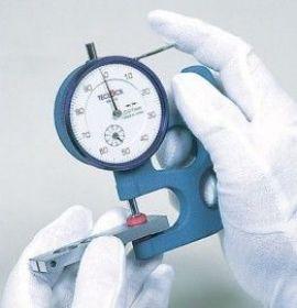 Đồng hồ đo độ dày dạng cơ SM 112 hãng teclock