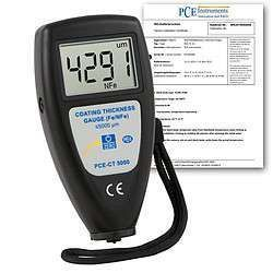 PCE-CT 5000-ICA incl.  Thickness Meter