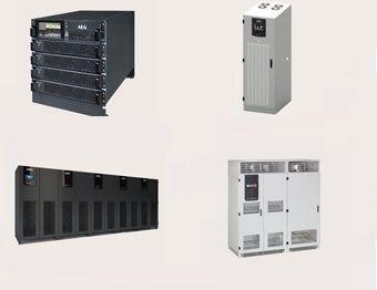 Bộ lưu điện UPS 3 Pha hãng AEG