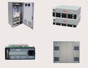 AEG Module, Hệ Thống Dùng Điện Một Chiều