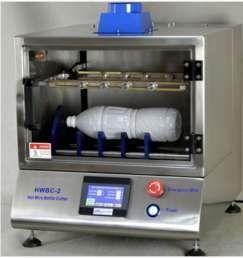 HWBC-2 máy cắt chai tự động HWBC-2 At2e Việt Nam