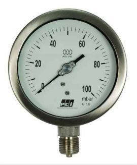 AX300 (Aximax 300) Low Pressure All St/St Capsule Gauges, PCI Viet Nam