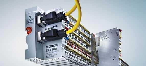 EK1xxx, BK1xx0 - EtherCAT Coupler -  Beckhoff VietNam