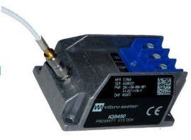 bộ điều chỉnh tín hiệu cảm biến tiệm cận iqs450 vibro meter