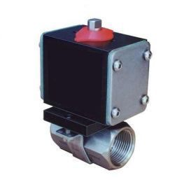 BVP80 Series - Ball Valves, Pneumatic and Electric Actuated Models