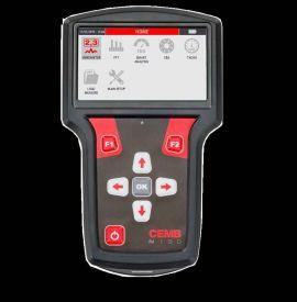 CEMB N130 thiết bị phân tích rung, phân tích quang phổ của máy