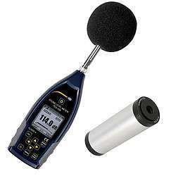 Kit PCE-428-KIT  Class 2 Data-Logging Noise Meter / Sound Meter Kit   PCE Viet Nam