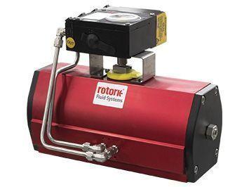 Cung cấp thiết bị tự động hoá của Rotork