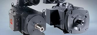 DC motors GN User-friendly and compact