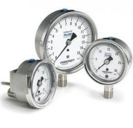 Đồng hồ áp suất Ashcroft dùng trong công nghiệp