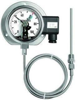 P252 - Đồng hồ đo áp suất wise
