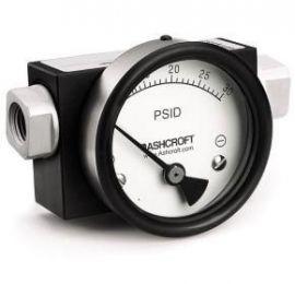 đồng hồ đo chênh áp ashcroft F5509, F6509, 1143