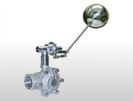 FVT   Full flow Float Valve