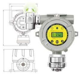 Máy phát hiện sự khuếch tán khí oxy, độc hại GTD 1000Tx
