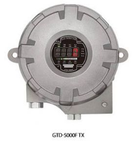 GTD-5000F Gastron, Lấy mẫu oxy & Máy dò khí độc / GTD-5000F