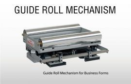 Guide Roll Mechanism