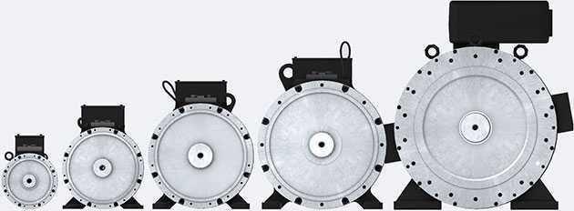 High-torque motors DST2