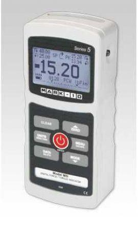 Model 5i - Đồng hồ đo lực, momen xoắn Model 5i - MARK 10 VIETNAM