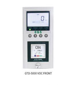 Máy dò và phân tích khí VOC, Gas thông minh Gtd 5000