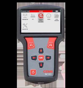 N130-GL Cemb thiết bị đo độ rung, cân bằng động cầm tay
