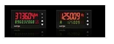 PAX2A000, PAX2D000, PAX2S000, PAX2 Panel Meters - RedLion Viet Nam