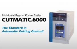 CT6000 - Print-to-cut Register Control System CT6000