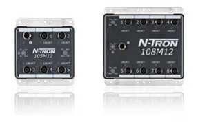 105M12, 108M12, 100M12 IP67 Switches - RedLion Viet Nam