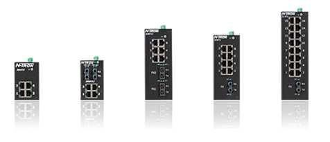 308FX2, 306FX2, 304TX,... N-Tron 300 Unmanaged Switches - RedLion Viet Nam