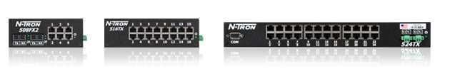 508TX-N, 526FX2-N,... N-Tron 500-N Monitored Switches - RedLion Viet Nam